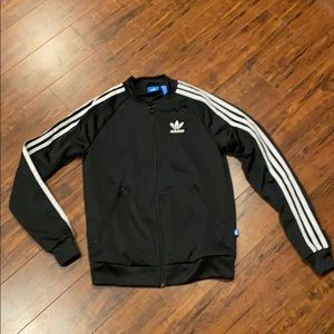 Adidas women's track jacket in XS